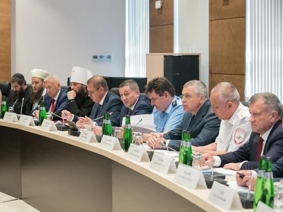 Диаспоры и общины укрепляют межнациональное благополучие Волгоградской области