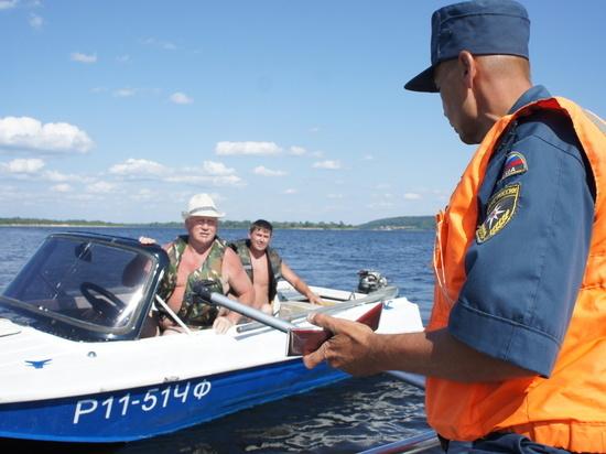 Калмыцкие инспекторы проводят рейды на водоемах