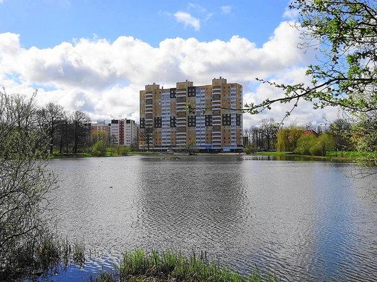 В Калининграде на обустройство Летнего озера дополнительно потратят 1,7 млн рублей