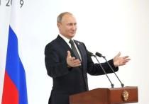 Путин ответил Элтону Джону о сексуальной жизни