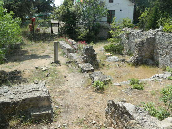 Увидеть Харакс: римский след на Южном берегу Крыма