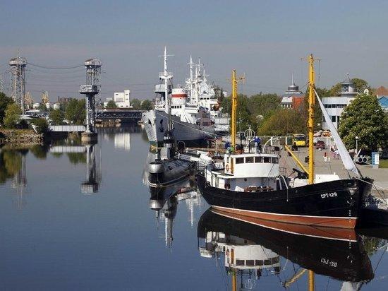 Калининград вошёл в ТОП-3 лучших портовых городов России