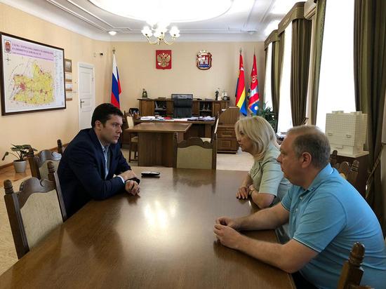 Вице-спикер Госдумы назвала Калининградскую область первой по нацпроектам