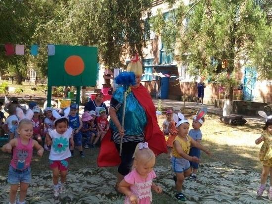 В детском саду Яшалты прошла Неделя калмыцкой культуры