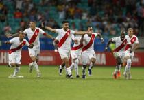 Кытманов о четвертьфинале футбольного Кубка Америки: «Уругвай бы «дожал» Перу»