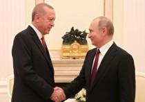 Эрдоган: российские С-400 доставят в Турцию в десятидневный срок