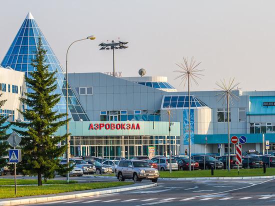 В аэропорту Ханты-Мансийска можно посмотреть фильм о Югре