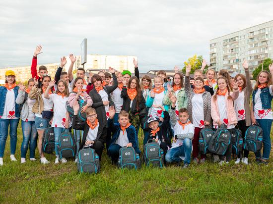 Cто новосибирских детей отправят в лагерь на Черное море