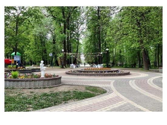 Два серпуховских парка реконструируют в следующем году