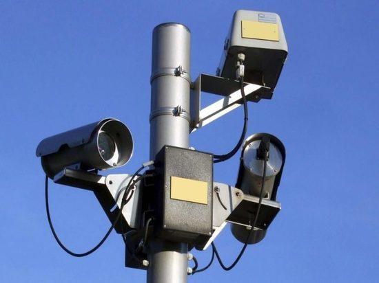 В Озерском районе задержали вандалов, сломавших камеру «Безопасного города»