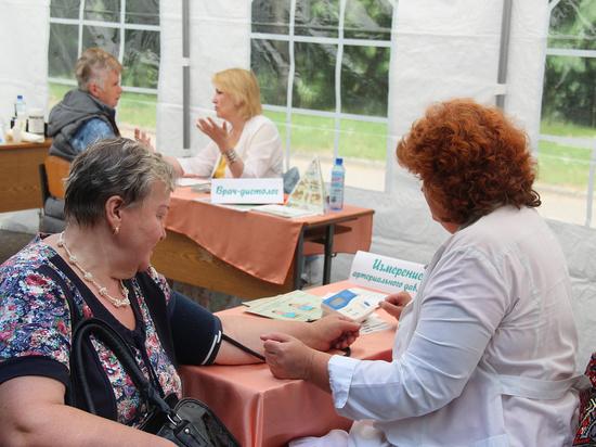 В Калининграде более 4000 человек стали участниками Дня здоровья