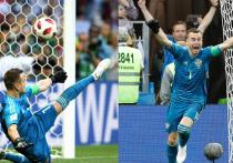 Как вчера: ровно год назад сборная России обыграла Испанию на ЧМ