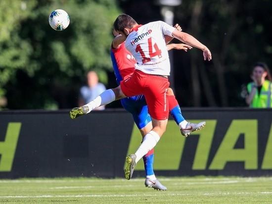 Красно-белые обыграли «армейцев» в товарищеском матче в Австрии