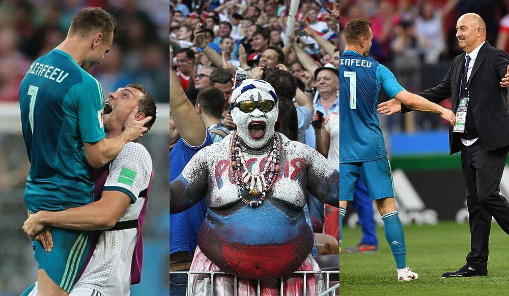 День победы над Испанией: год назад сборная России сделала нас счастливыми