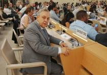 Вице-премьер правительства Крыма Георгий Мурадов выступил на 41-й сессии ООН по правам человека