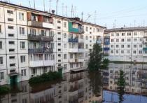 В иркутском наводнении сыграла роль «вековая» дамба