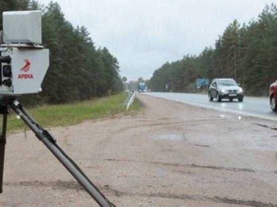 В ГИБДД рассказали, где в Калининградской области будут снимать нарушителей ПДД