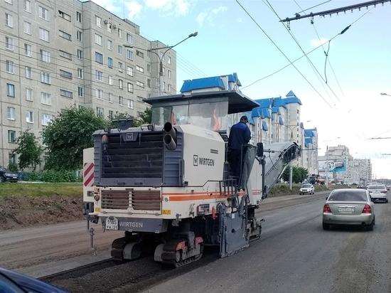 В мэрии Чебоксар обсудили ситуацию городских дорог