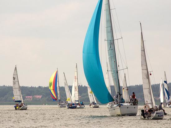Кубок трёх губернаторов в Польше выиграла яхта из Калининграда