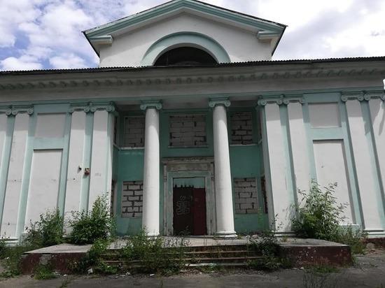Здание кинотеатра «Шторм» в Балтийске передадут правительству области