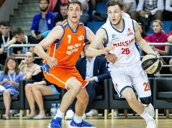 Калининградский баскетболист принят в сборную России на летнюю Универсиаду