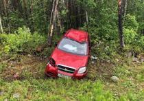 Сегодня под Кандалакшей погиб молодой водитель