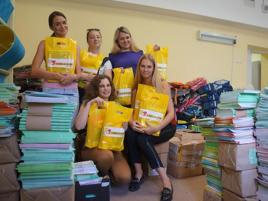 Пермские благотворители начали сбор канцтоваров к новому учебному году
