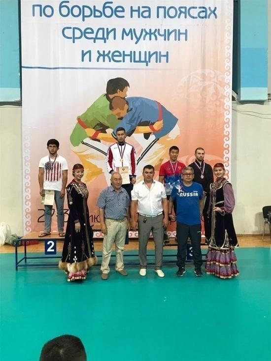 Калмыцкие спортсмены вошли в сборную России