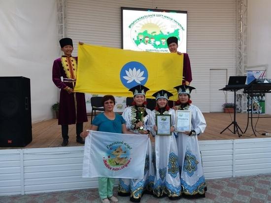 Калмыцкие гимназисты стали абсолютными победителями