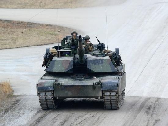 Конфликт с Ираном заставил США вывести на улицы танки