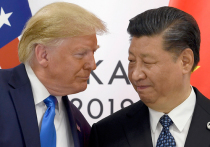 Развод Китая и Америки откладывается, но не отменяется
