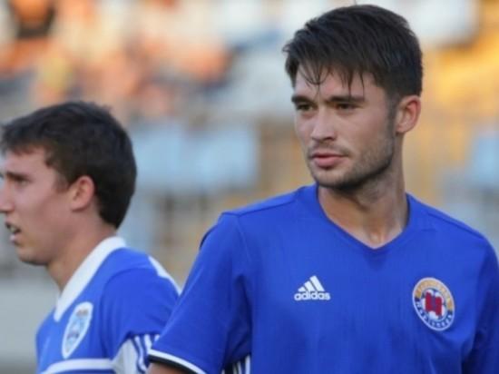 «Балтика» заключила контракт с украинским футболистом