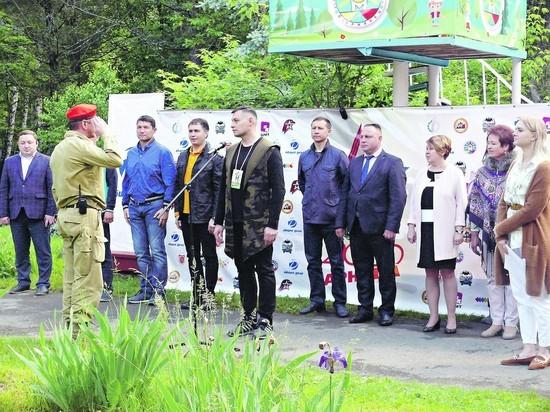 В Новосибирск прошла военно-патриотическая игра «Зарница»