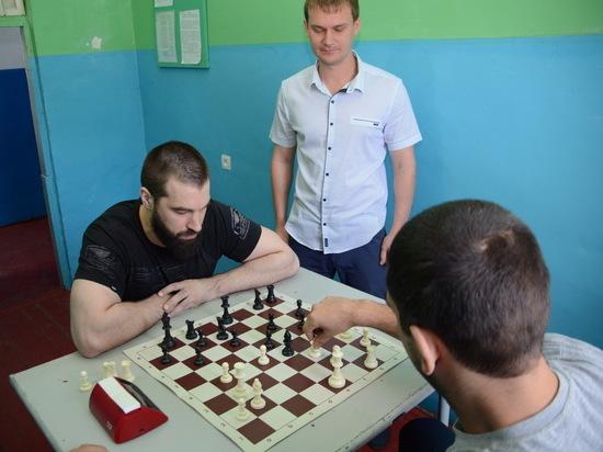 Ход конём: в Симферопольском СИЗО состоялся шахматный турнир