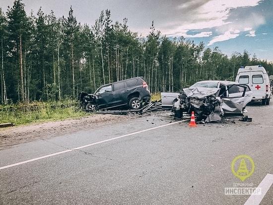 Страшное ДТП с Hyundai на трассе «Кола» унесло жизни двух человек
