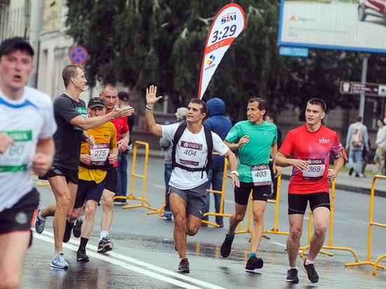 Омский марафон можно будет пробежать за 700 рублей