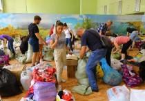 Депутаты доставили в пострадавшие от наводнения районы хлеб и воду