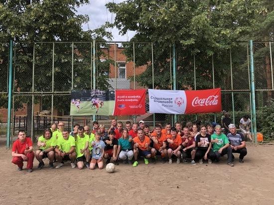 Юнифайд-спорт пришел во Владимирскую область