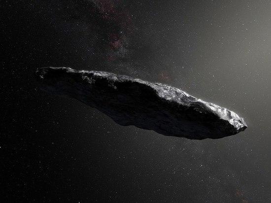 Астрономы разобрались, создан ли астероид Оумуамуа инопланетянами