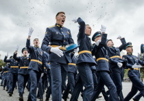 В Воронеже прошел очередной выпуск офицеров ВКС