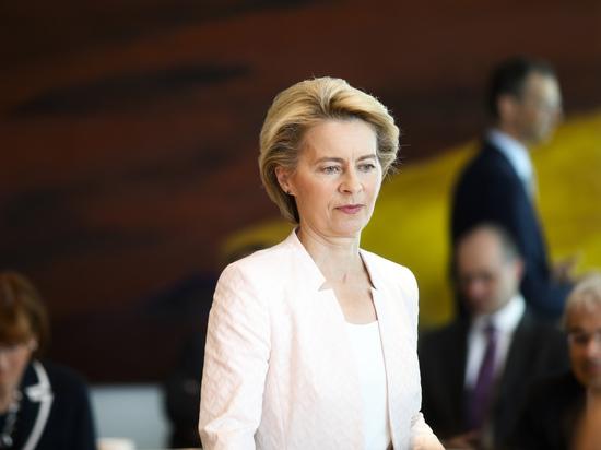 Еврокомиссию доверили женщине-министру обороны с российскими корнями