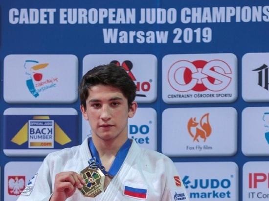 Дзюдоист из Ставрополя завоевал титул чемпиона Европы