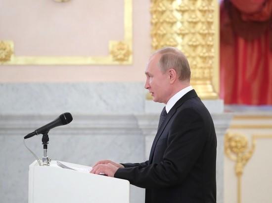 Путин подал яркий знак западным лидерам