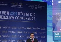 Исраэль Кац обозначил приоритетные направления внешней политики Израиля