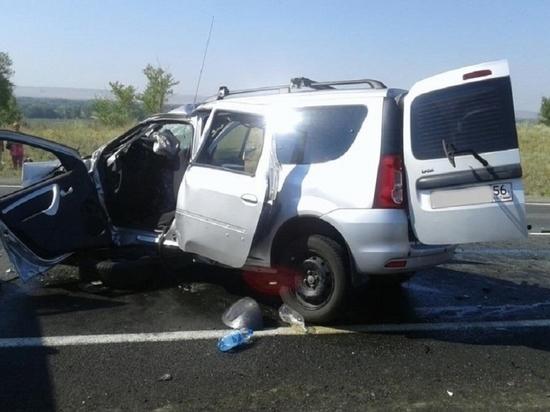 В аварии на калмыцкой дороге опять погибли люди
