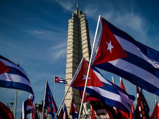 МИД Кубы раскритиковал новые санкции США