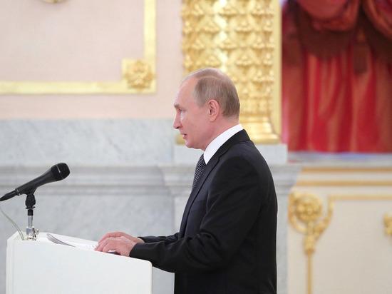 Путин назвал преждевременным вопрос о его деятельности после 2024 года