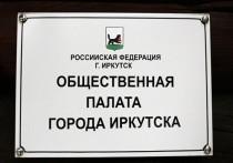 В Иркутске выбрали членов Общественной палаты