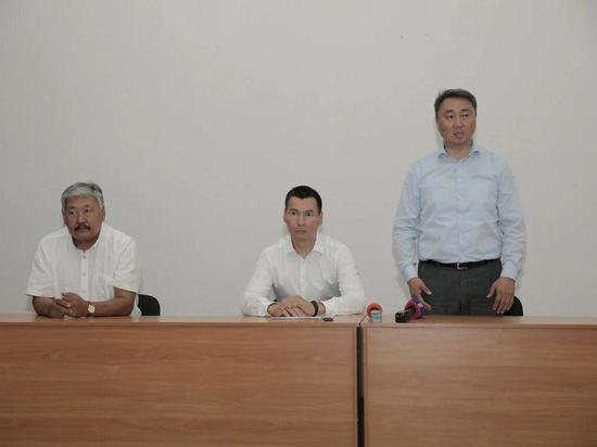 В правительство Калмыкии приходят лучшие кадры из районов