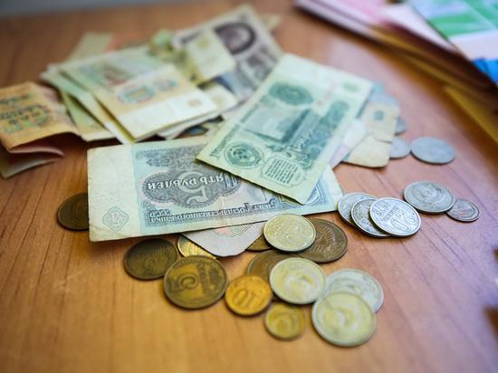В Госдуму внесли проект о полной компенсации советских вкладов